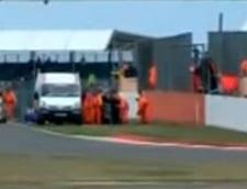 Accident cumplit in campionatul mondial de Superbike (Video)