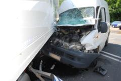 Accident de circulatie cu trei victime in comuna Blagesti