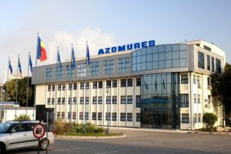 Accident de munca la Azomures: Doi muncitori, internati cu arsuri grave