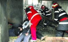 Accident de munca la Urziceni
