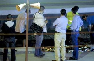 Accident feroviar in Spania: Niciun roman nu figureaza printre victime