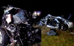 Accident grav, provocat de un tractorist inconstient, soldat cu moartea unui sofer nevinovat