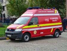 Accident grav in Bucuresti: Un barbat a murit