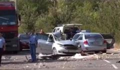 Accident grav in Bulgaria: Doi romani au murit, copilul lor a fost dus la spital
