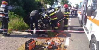 Accident grav in Gornesti!