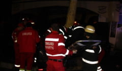 Accident grav in Mamaia Nord!