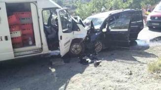 Accident grav in Muresenii Birgaului! Un barbat din Suceava a decedat