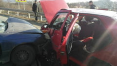 Accident grav in Nusfalau