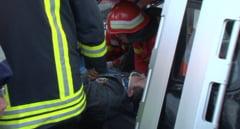 Accident grav in Satu Mare. Circulatia blocata pe 7 km