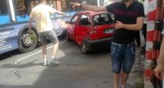 Accident grav in Targu Mures. O fetita si mama ei, victime ale unui sofer de 70 de ani