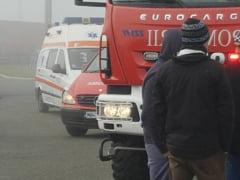 Accident grav la Constanta cu cinci raniti, intre care un copil de 12 ani