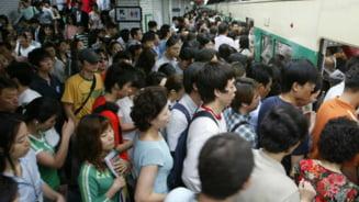 Accident grav la Seul: Doua metrouri s-au ciocnit, peste 170 de persoane sunt ranite