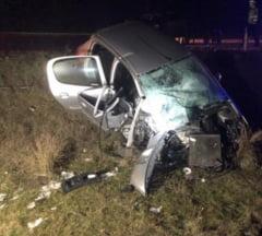Accident grav langa Nusfalau