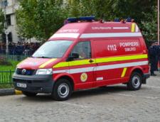 Accident grav pe Autostrada Bucuresti-Pitesti: 4 raniti