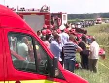 Accident grav pe Autostrada Soarelui - care este situatia ranitilor