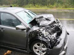Accident grav pe drumul care leaga Medgidia de Constanta - 9 raniti