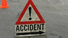 Accident in Bucuresti: Sase pietoni raniti