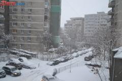 Accident in Capitala: Doua persoane au fost ranite grav