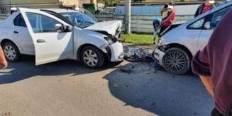 Accident in Ceuasu de Campie