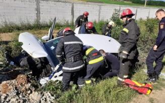 Accident in Mehedinti, cu doua victime