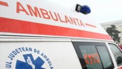 Accident in Zalau