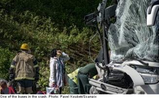 Accident in lant in Suedia: 60 de raniti