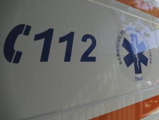 Accident in lant pe autostrada Bucuresti - Pitesti. Mai multe persoane au fost ranite