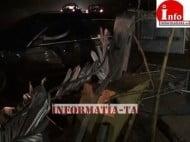 Accident la Vicovu de Sus, produs de un sofer cu o alcoolemie de 0,92. O tanara a fost ranita