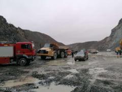Accident la cariera de piatra din Moracla. Un muncitor a murit