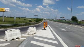 Accident mortal cu 5 victime pe A1: O masina s-a rasturnat, traficul a fost oprit. Soferul avea 18 ani UPDATE
