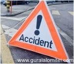 Accident mortal cu victima neidentificata