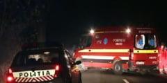 Accident mortal in Hodac
