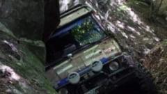 Accident mortal in Prahova. Un barbat s-a zdrobit cu jeep-ul pe Valea lui Dragan