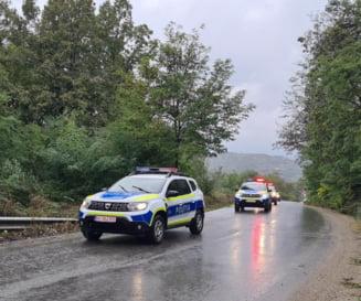 Accident mortal intr-o comuna din Olt. O femeie a fost aruncata in afara masinii