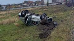 Accident mortal la Floresti, Prahova. Soferul ar fi facut infarct la volan