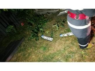 Accident mortal la Girov