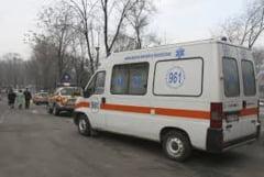 Accident mortal la Miercurea Ciuc: Trei persoane, intre care doi politisti, au murit
