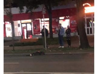 Accident mortal pe Bulevardul Independentei. Un barbat a fost ucis de un sofer