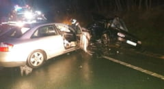 Accident mortal pe DN 66, in apropiere de Hateg