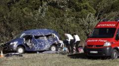 Accident neobisnuit in Spania: Trei romani, dintre care doi copii, au murit