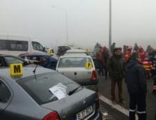 Accident pe Autostrada Soarelui: S-au dat primele sanctiuni, dar nu a fost stabilit niciun vinovat