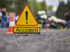 Accident pe Centura de Vest a Ploiestiului