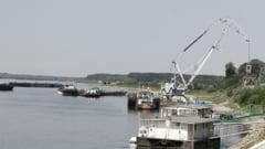 Accident pe Dunare: Doua nave cu sute de pasageri s-au ciocnit frontal