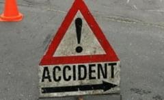 Accident provocat de o soferita beata