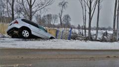 Accident rutier cu doi morti si zece raniti in Bihor