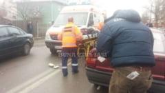 Accident rutier cu o victima in Podu de Fier