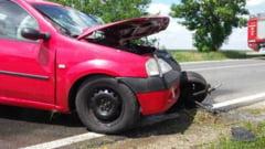 Accident rutier cu victime, la Izvorul Rece