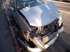 Accident rutier in Alexandria