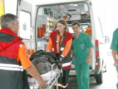 Accident rutier in zona Caminului de Batrani