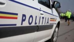 Accident rutier intre un autoturism si un microbuz, soldat cu cinci raniti